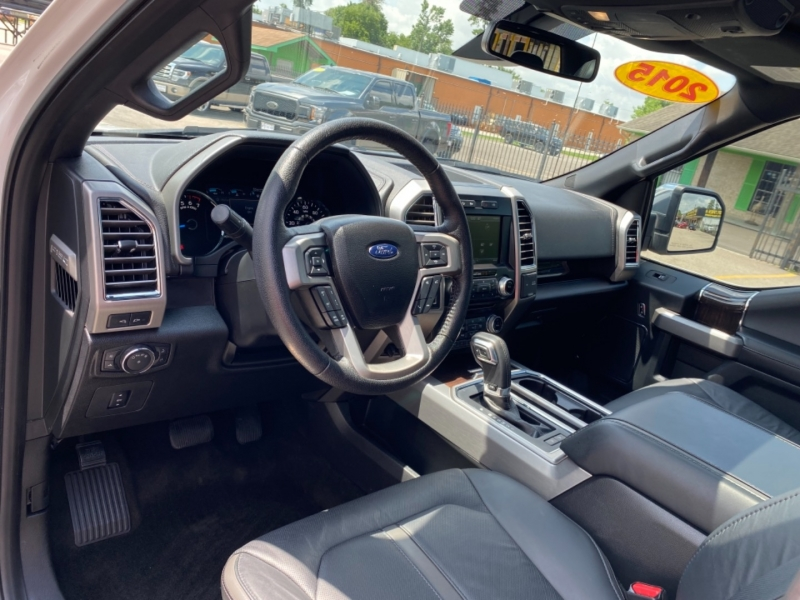 Ford F-150 2015 price $42,890