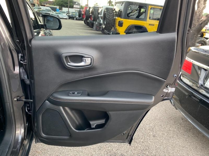 Jeep Compass 2018 price $21,890