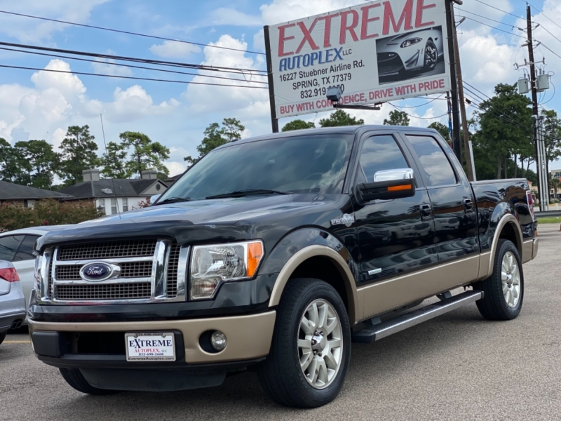 Ford F-150 2012 price $19,995