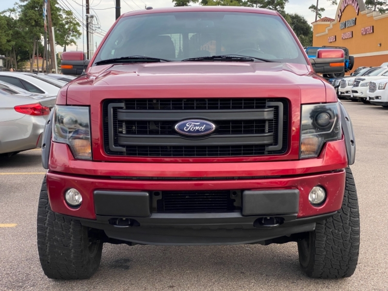Ford F-150 2013 price $25,890