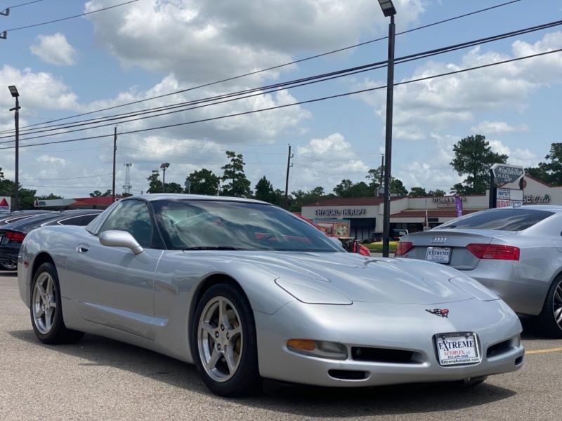 Chevrolet Corvette 1999 price $16,890