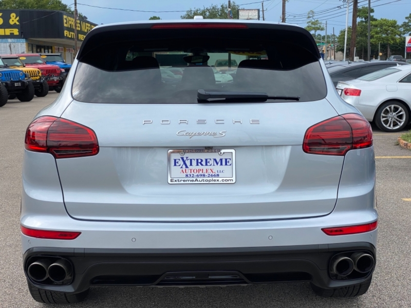 Porsche Cayenne 2016 price $41,699