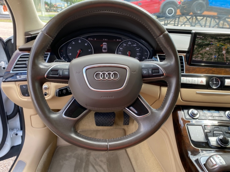 Audi A8 L 2016 price $31,890