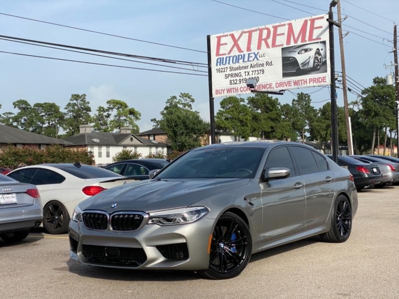 BMW M5 2018 price $74,890