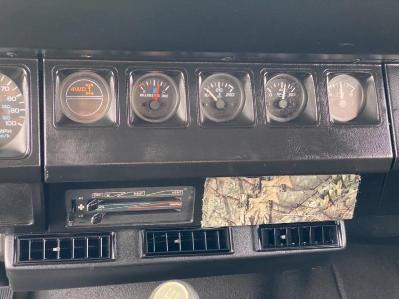 Jeep Wrangler 1992 price $13,890
