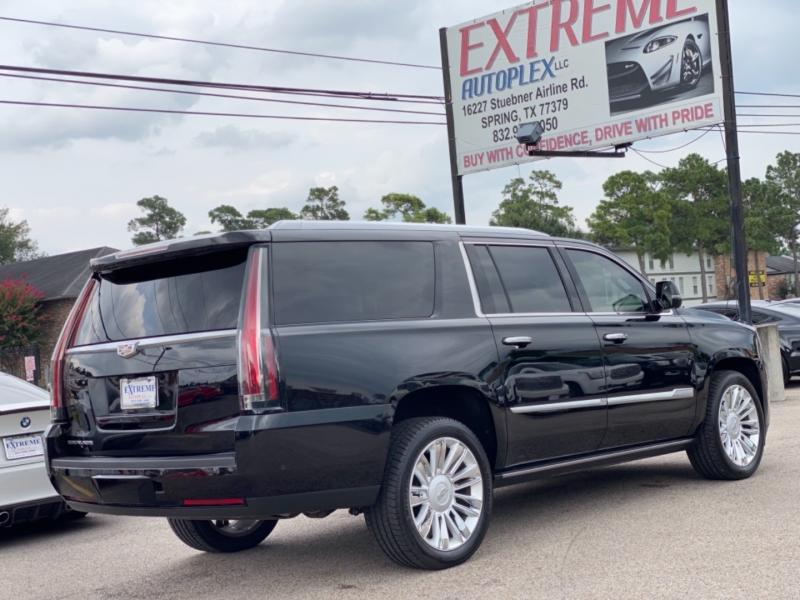 Cadillac Escalade ESV 2018 price $61,890