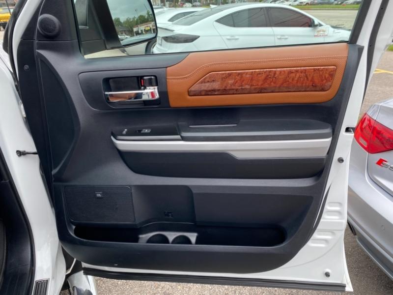 Toyota Tundra 2018 price $44,890
