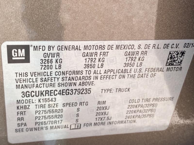 Chevrolet Silverado 1500 2014 price $28,890