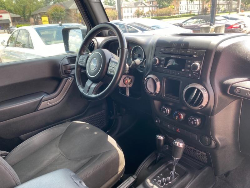 Jeep Wrangler 2014 price $25,620