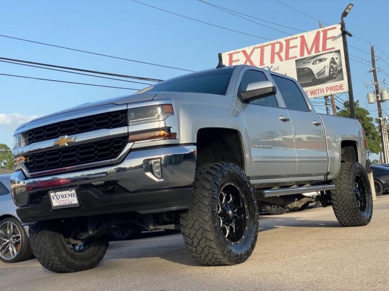 Chevrolet Silverado 1500 2017 price $38,890