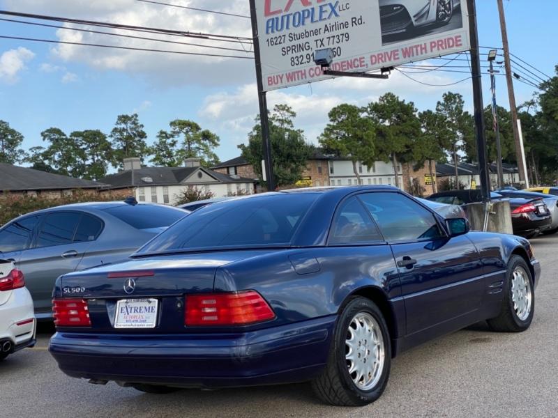 Mercedes-Benz SL-Class 1997 price $10,890