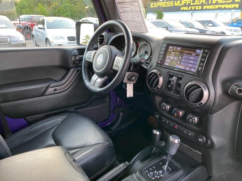 Jeep Wrangler JK 2018 price $36,890