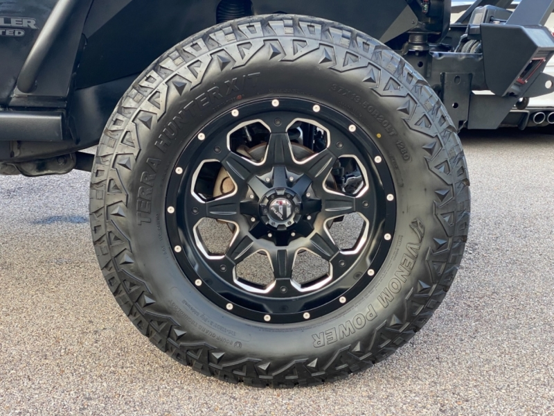 Jeep Wrangler Unlimited 2017 price $37,890