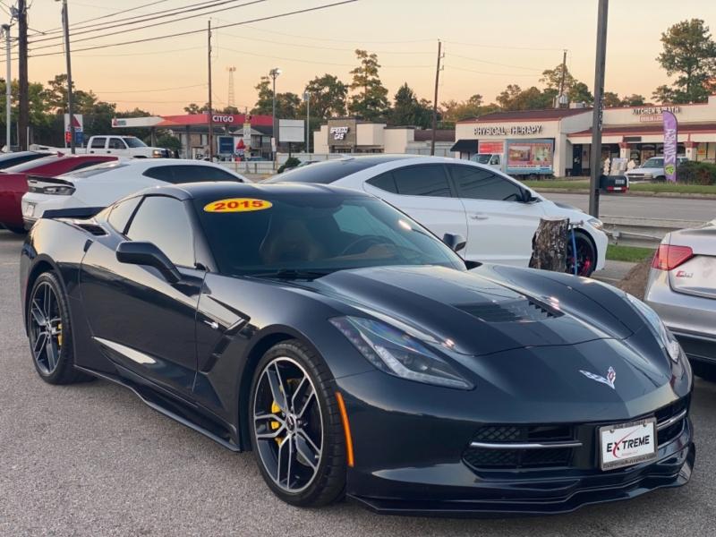 Chevrolet Corvette 2015 price $49,890