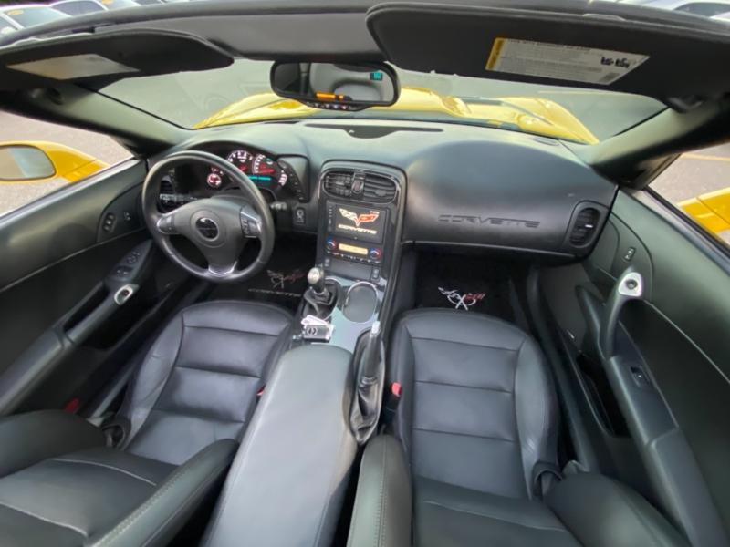 Chevrolet Corvette 2012 price $43,699
