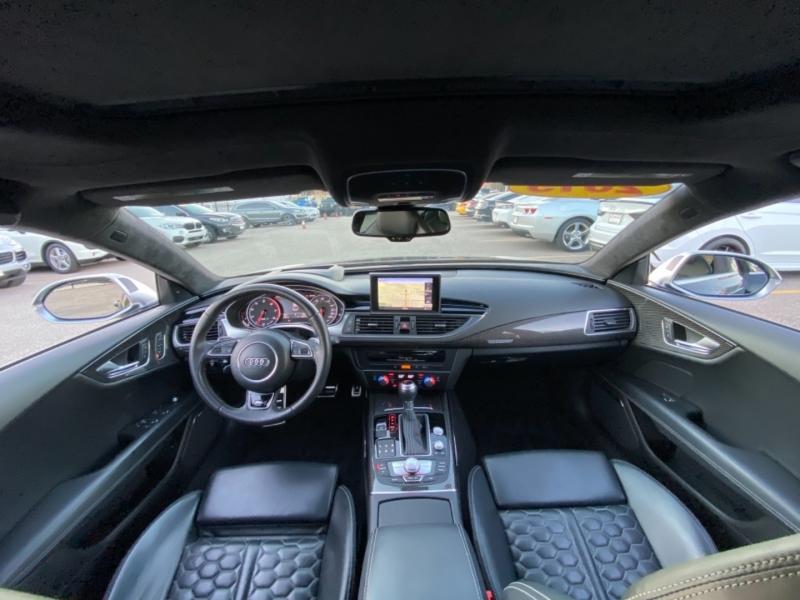 Audi RS 7 2015 price $69,890