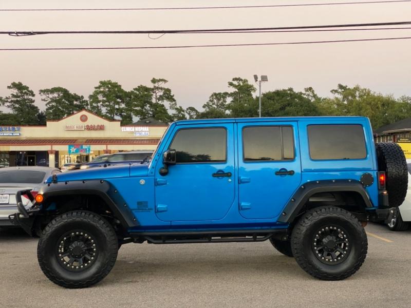 Jeep Wrangler Unlimited 2014 price $33,890