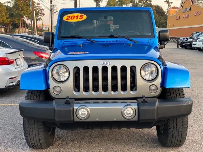 Jeep Wrangler Unlimited 2015 price $29,890