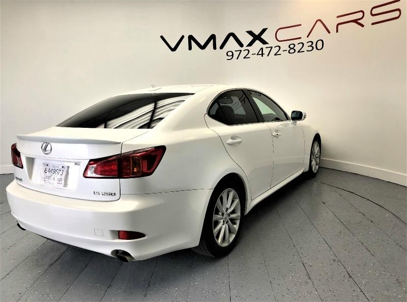 Lexus IS 250 2009 price $11,995