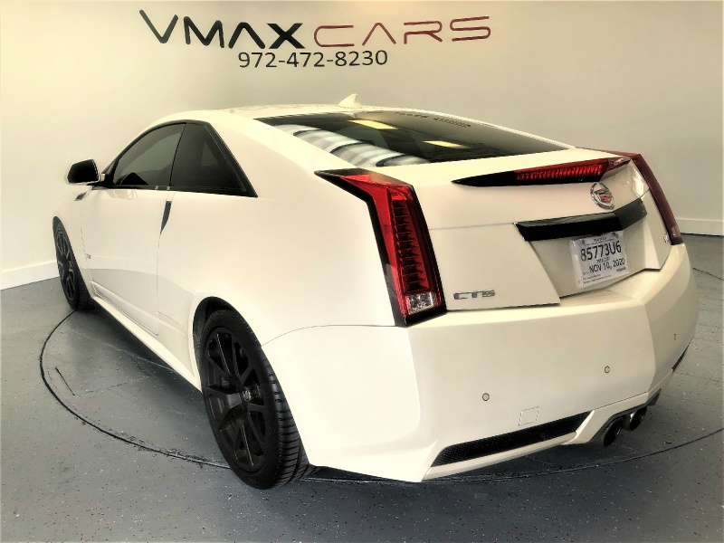 Cadillac CTS-V Coupe 2011 price $29,995
