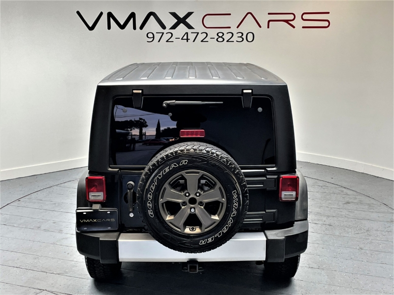 Jeep Wrangler Unlimited 2012 price $21,895