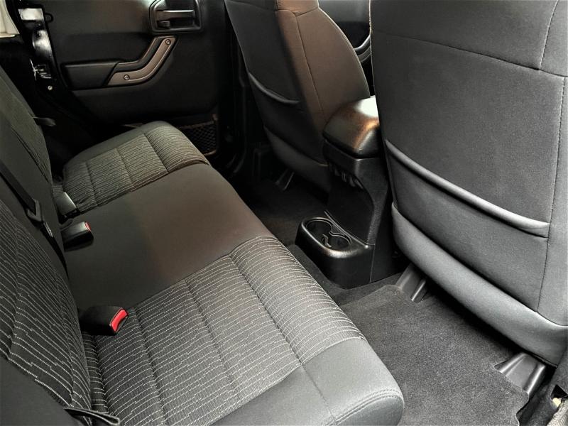 Jeep Wrangler Unlimited 2012 price $21,995