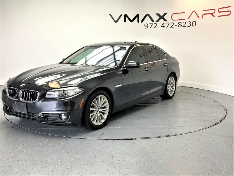 BMW 5-Series 2014 price $15,995