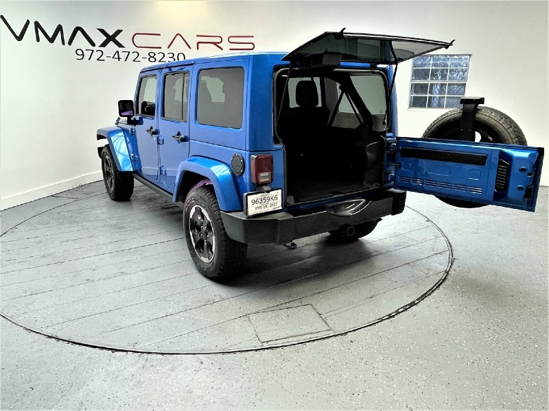 Jeep Wrangler Unlimited 2014 price $24,995
