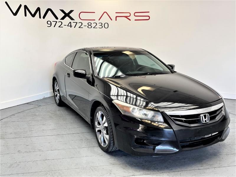 Honda Accord Cpe 2012 price $8,295