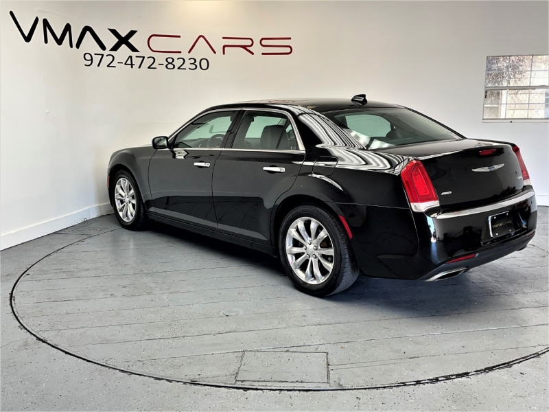 Chrysler 300 2015 price $16,395