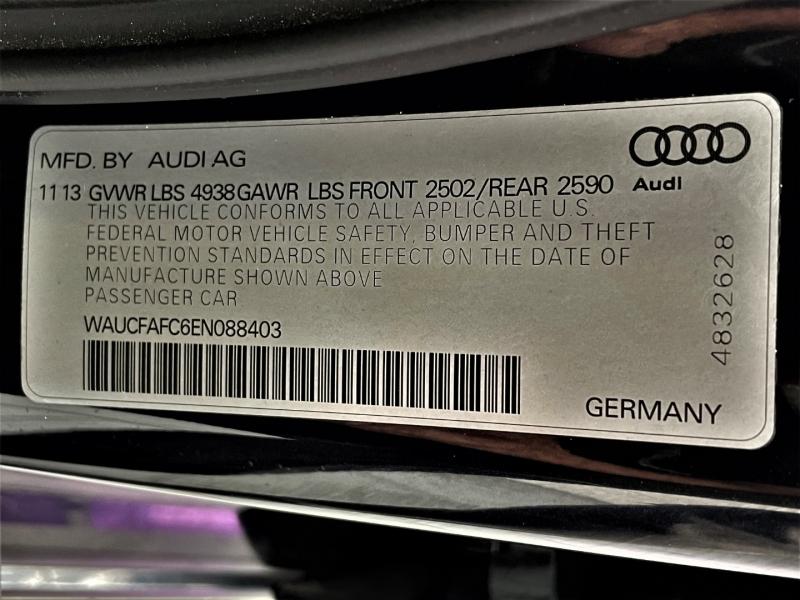 Audi A6 2014 price $14,695