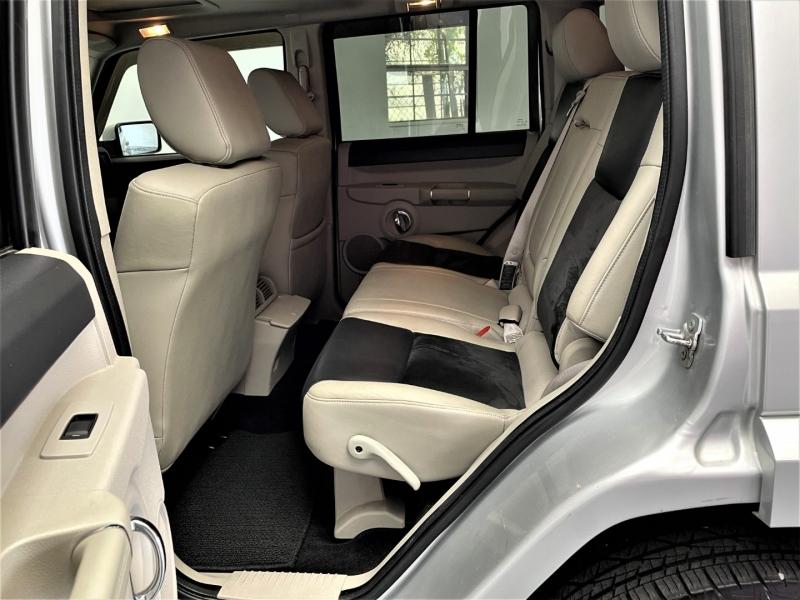 Jeep Commander 2007 price $9,995