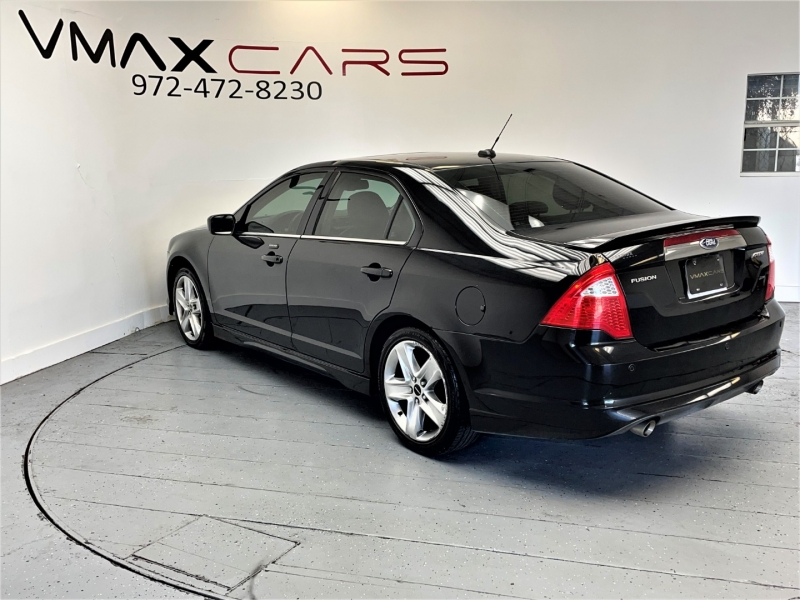Ford Fusion 2012 price $9,495
