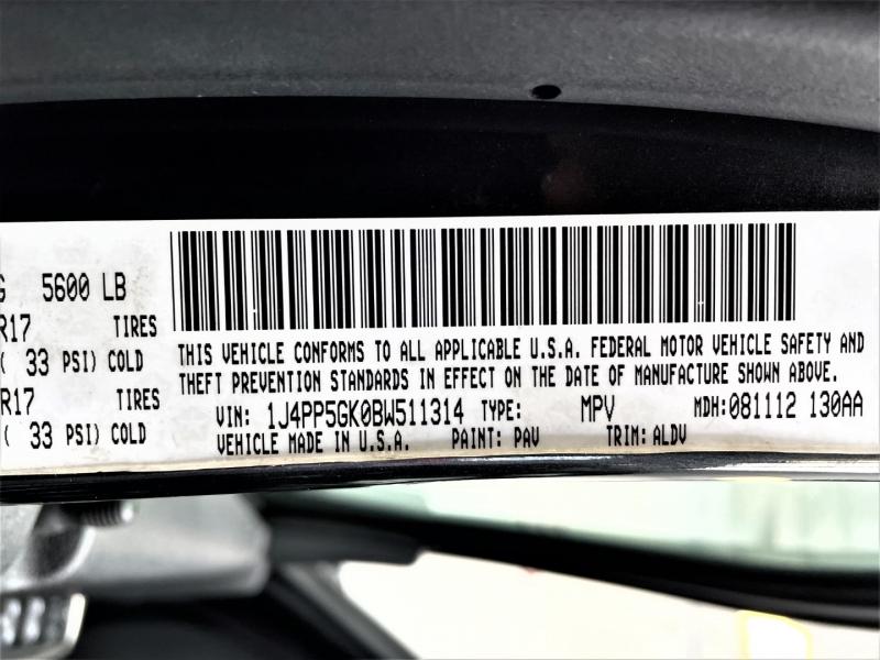 Jeep Liberty 2011 price $11,795