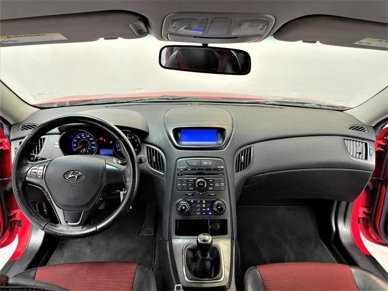 Hyundai Genesis Coupe 2011 price $13,795