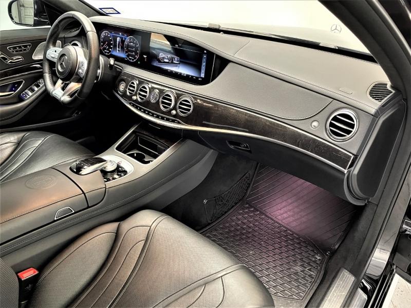 Mercedes-Benz S-Class 2018 price $109,995