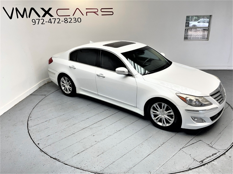 Hyundai Genesis 2012 price $13,695