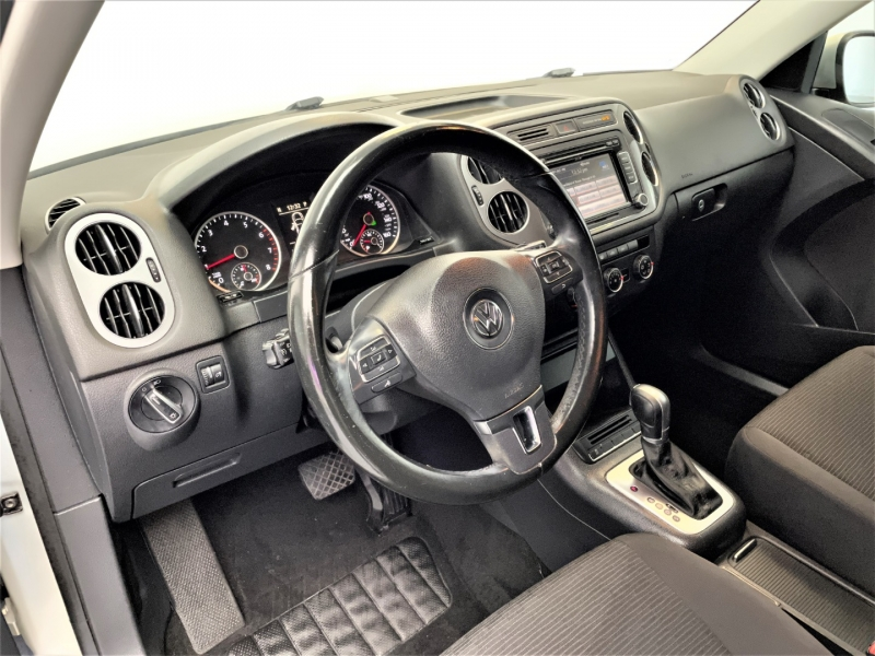 Volkswagen Tiguan 2015 price $13,895