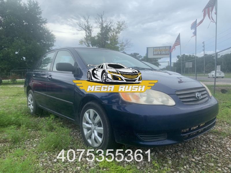 Toyota Corolla 2004 price $4,100