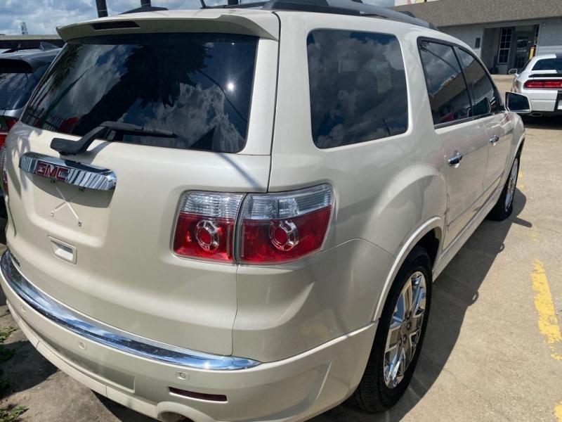 GMC ACADIA 2012 price $13,499