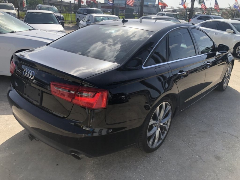 AUDI A6 2014 price $18,999