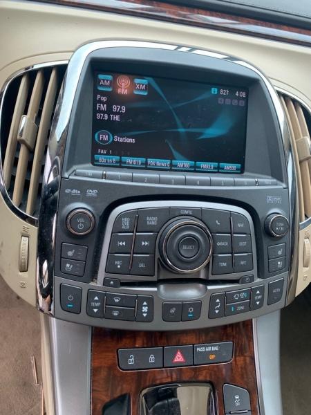 BUICK LACROSSE 2010 price $11,999