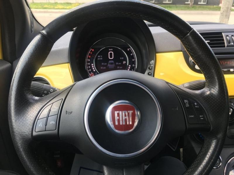 Fiat 500 2015 price $6,995