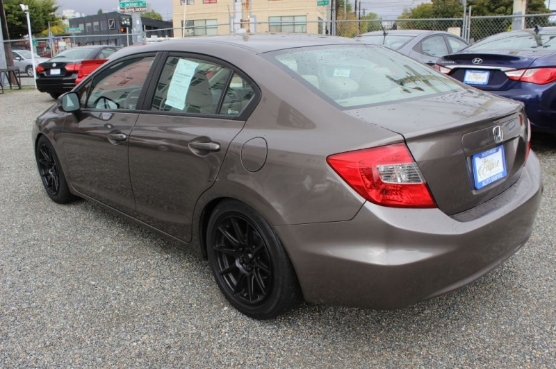 HONDA CIVIC 2012 price $7,871