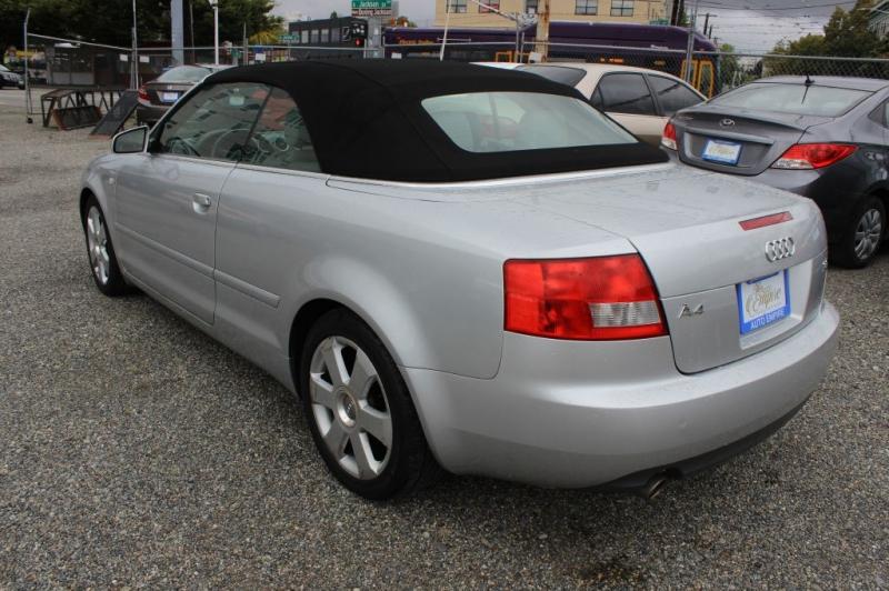 AUDI A4 2006 price $6,999