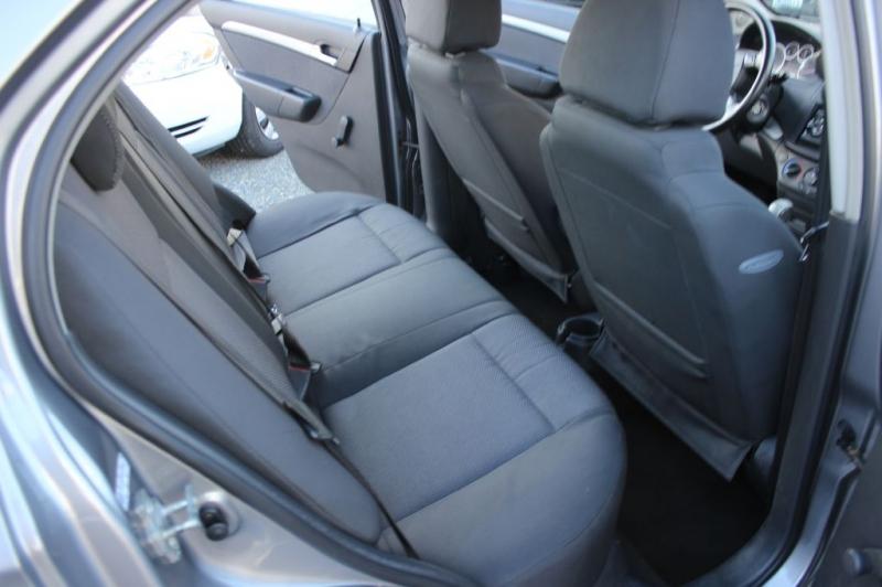 CHEVROLET AVEO 2011 price $4,991