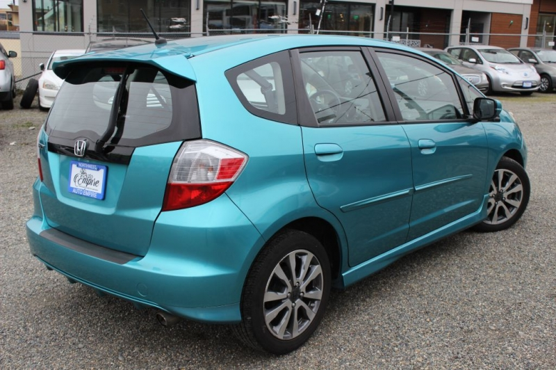 HONDA FIT 2013 price $9,495