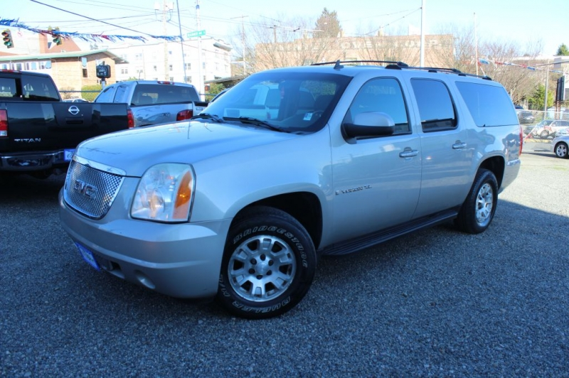 GMC YUKON XL 2007 price $9,971