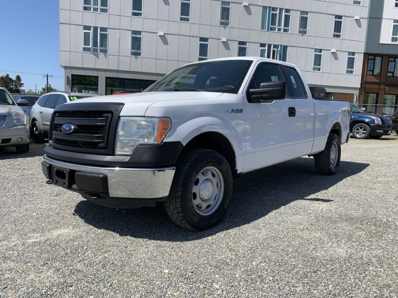 FORD F150 2014 price $20,991