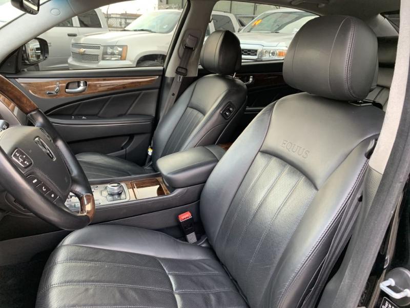 HYUNDAI EQUUS 2011 price $15,971